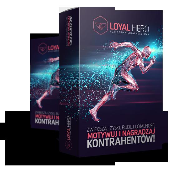 LoyalHero - Program Lojalnościowy